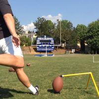 KICKING LESSONS   Join, Learn, Kick   Field Goal Kicker Online
