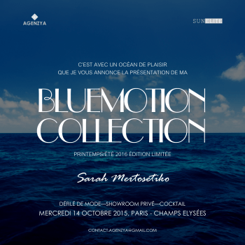 ANNONCE BLUEMOTION COLLECTION