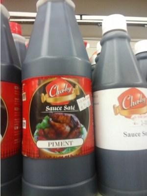 sauce-sate-pimentée