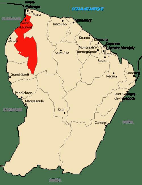 Map-commune