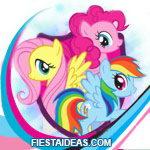 invitaciones my little pony