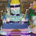 Decoracion de torta bayshower_10