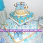 Decoracion Torta bayshower_17