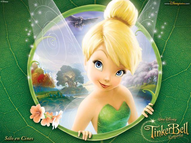 Tinker Bell (campanita) imagenes para descargar