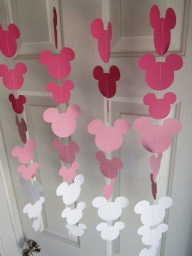 Decoracion Minnie Rosada ~ Fiesta de Minnie mouse con ideas de decoraci?n originales