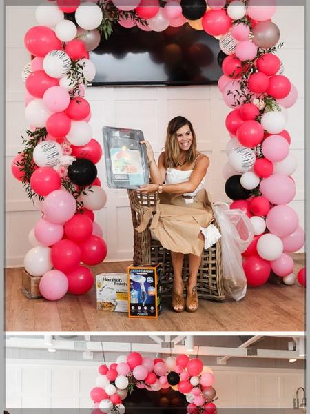 20 decoraciones de flores con globos super creativas - Decora con globos ...