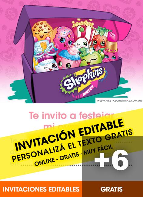 Tarjetas de cumpleaños gratis para imprimir (Invitaciones para