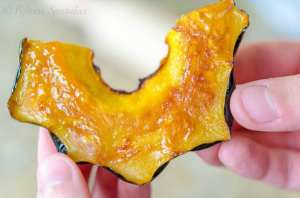 maple roasted acorn squash recipe for thanksgiving