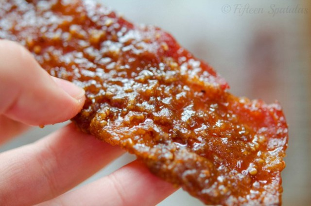 brown sugar caramelized praline bacon with nuts
