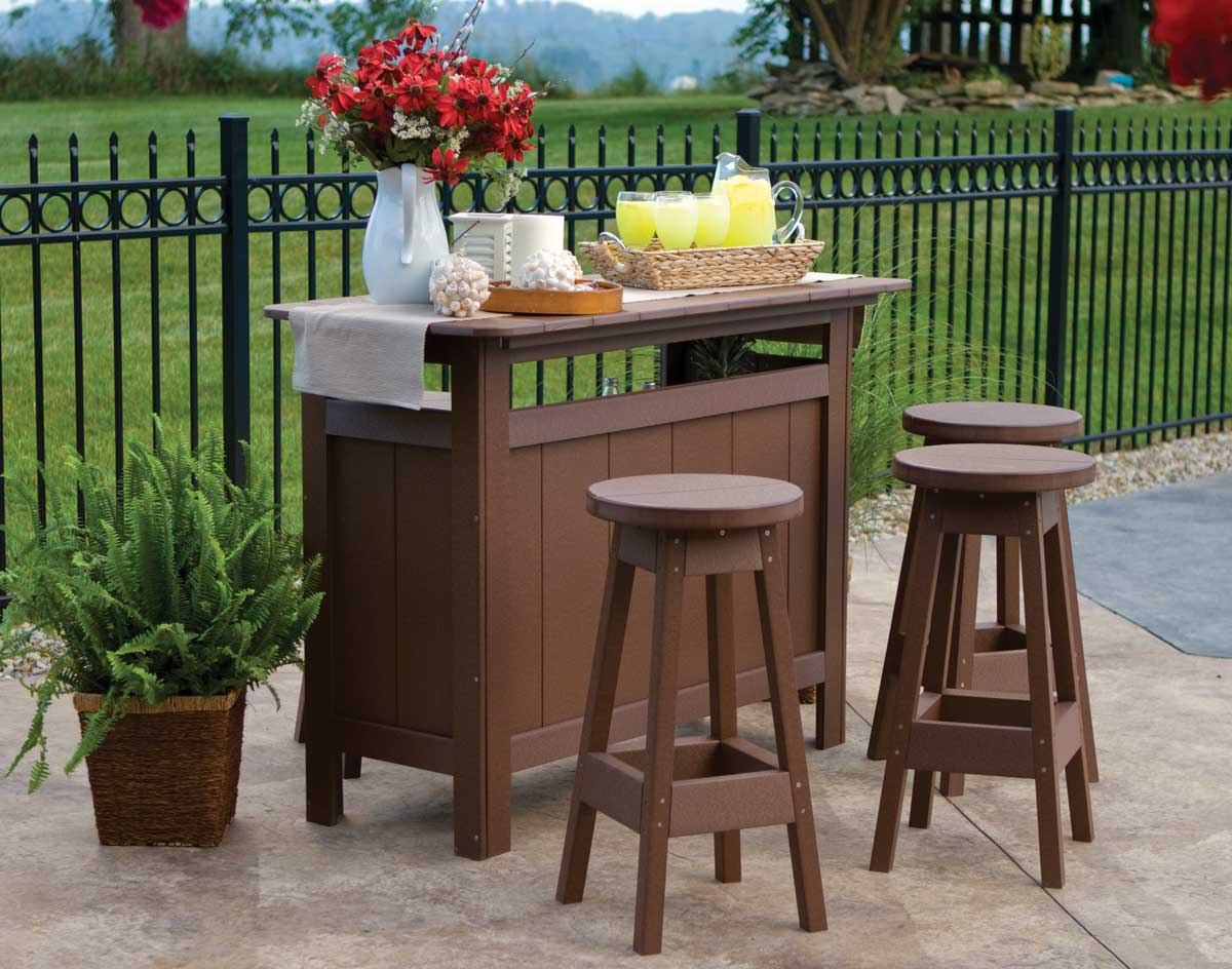polywood bar stools  berg home design - best collections of polywood bar stools  all can download