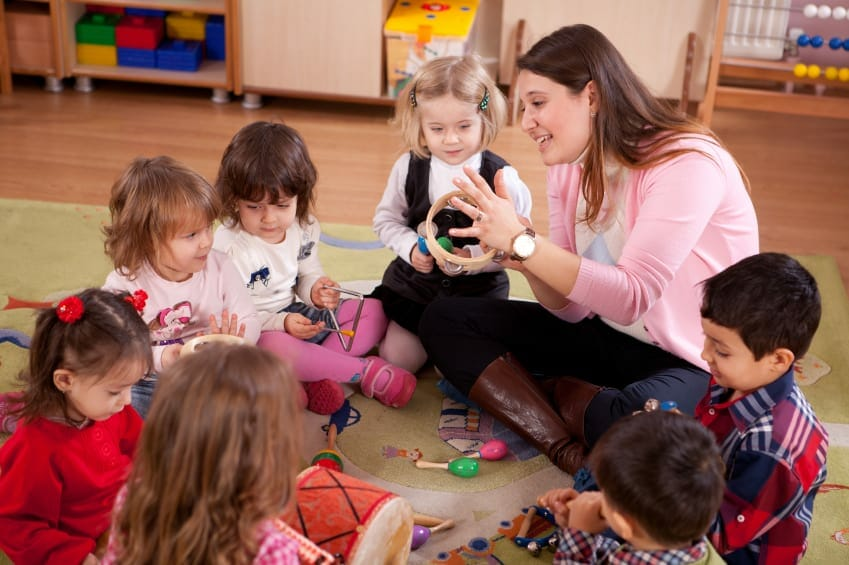 Child Care Training Fight Bac!