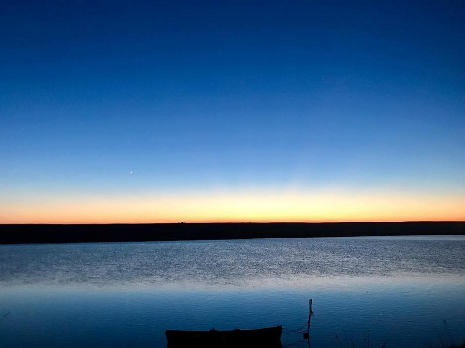 No filter needed down the fleet tonight weymouth dorset sunset