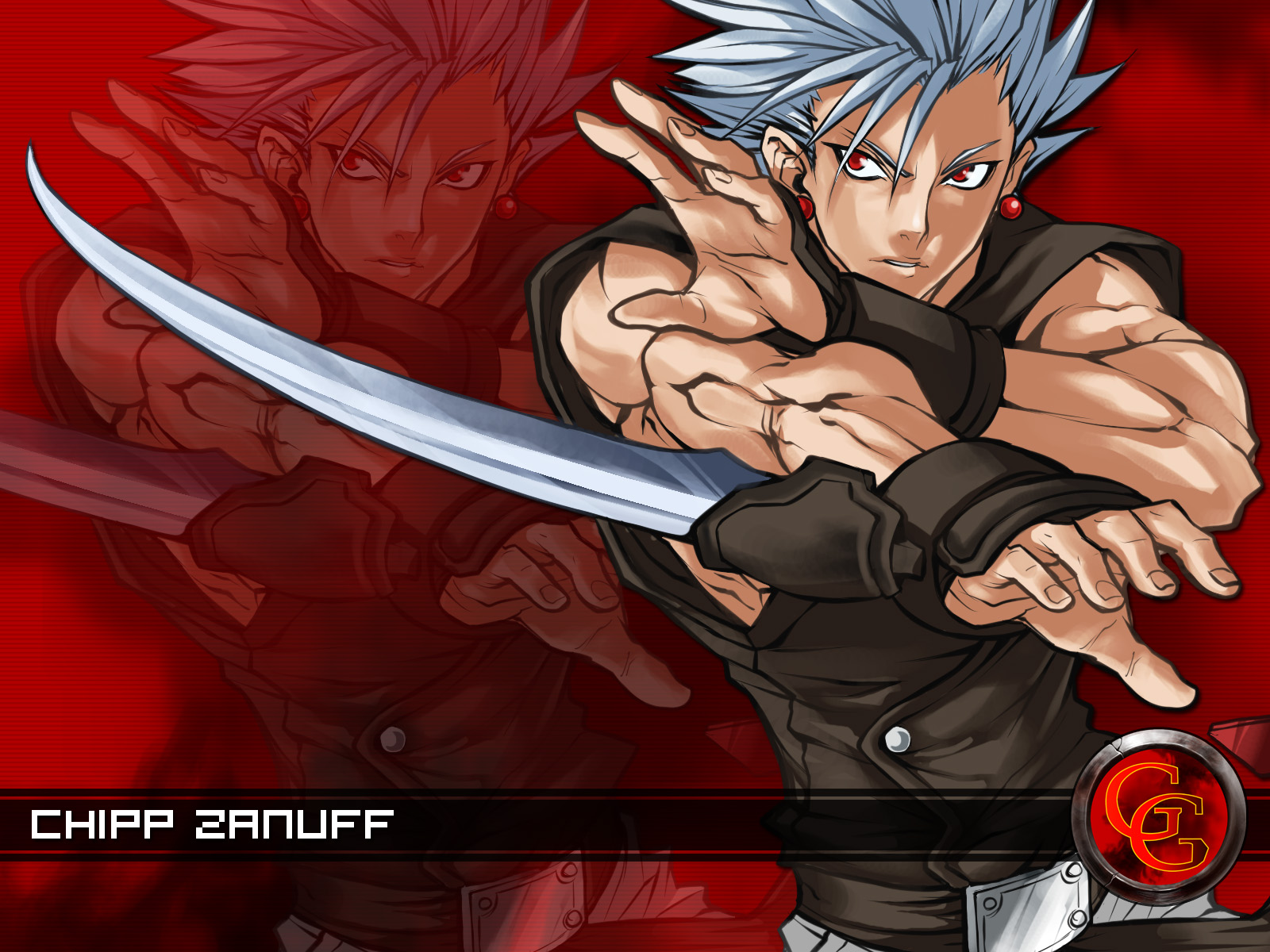 Gear Wallpaper Hd Chipp Zanuff Guilty Gear