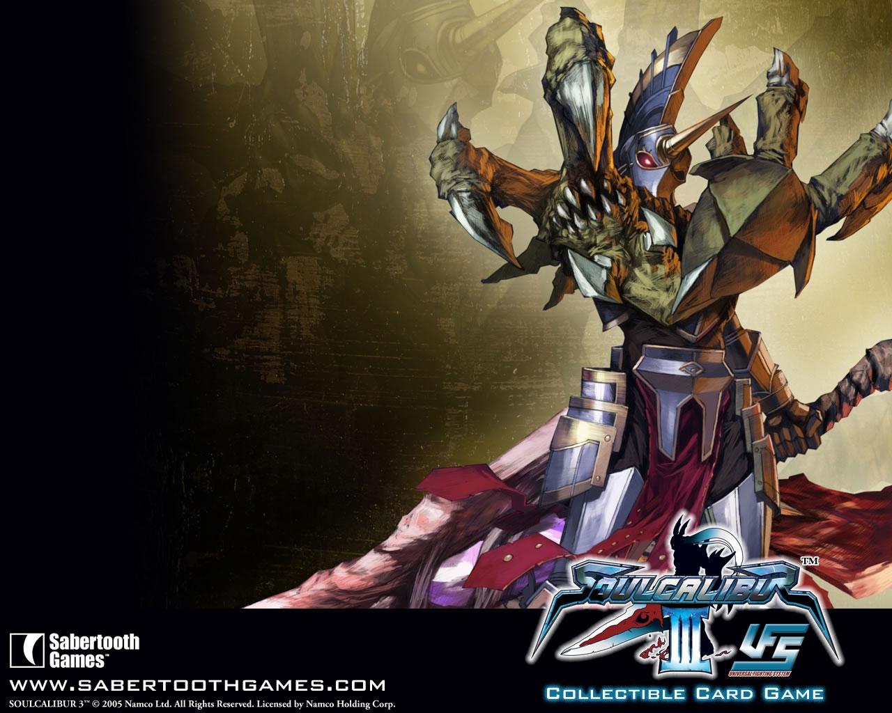 Fighting Wallpaper Hd Nightmare Soul Calibur
