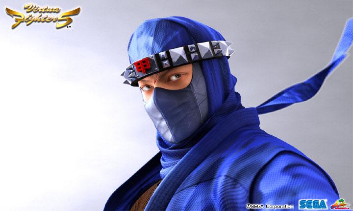 Anime Fighting Wallpaper Kage Maru Virtua Fighter