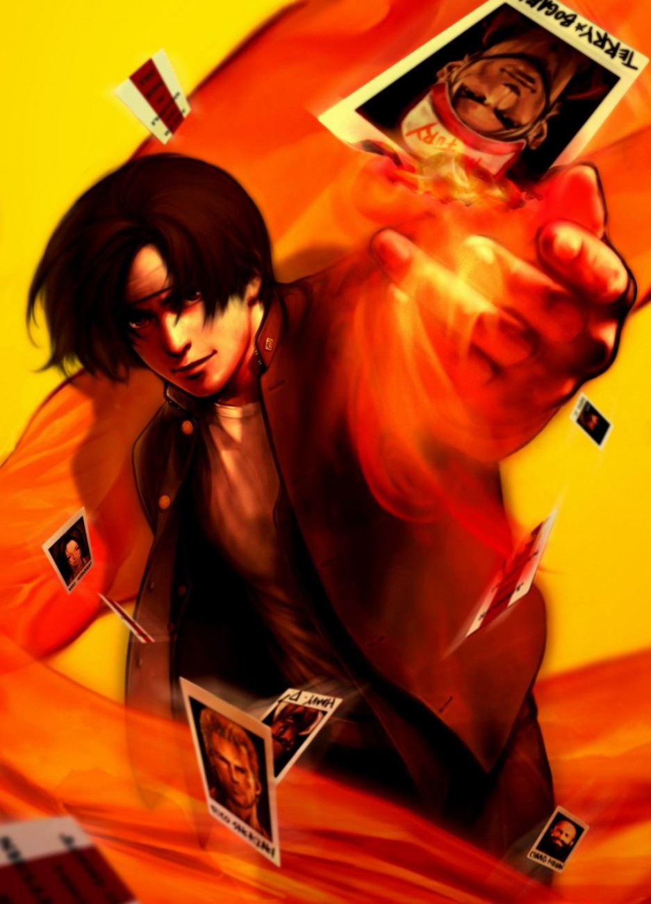 Chaos Wallpaper Hd The King Of Fighters 94 Re Bout Tfg Profile