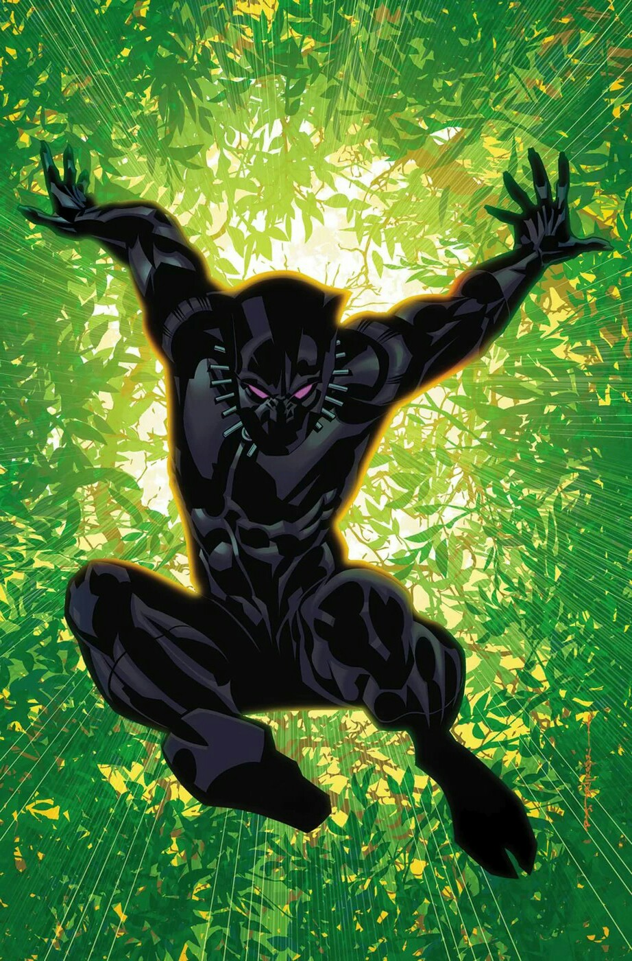 Green Animal Wallpaper Black Panther Marvel Vs Capcom Infinite