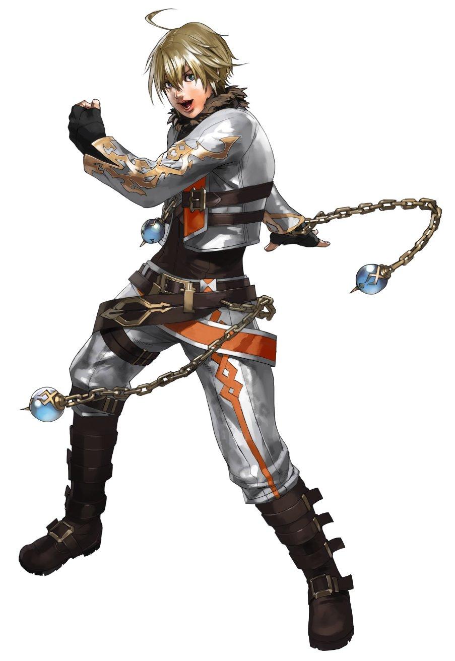 Ninja 3d Wallpaper Leo Kliesen Tekken