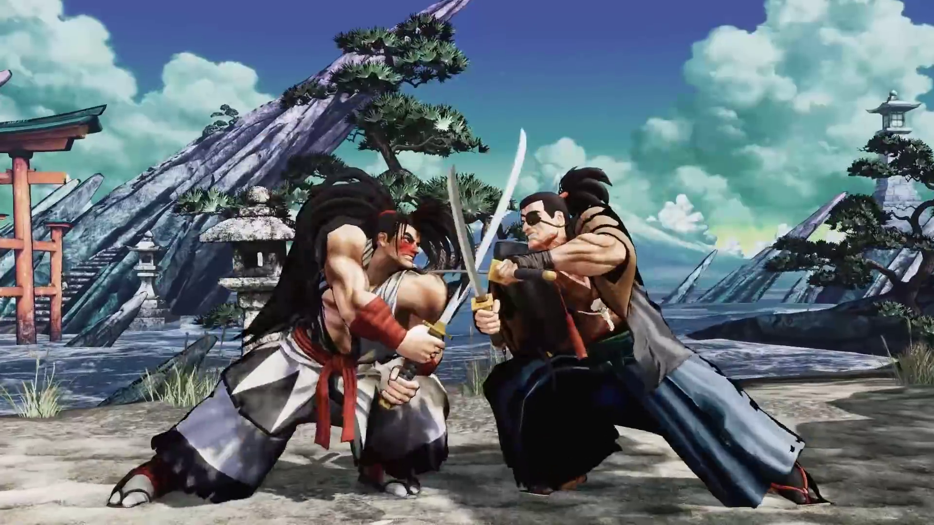 3d Animation Pc Wallpaper Samurai Shodown Samurai Spirits 2018 Tfg Preview