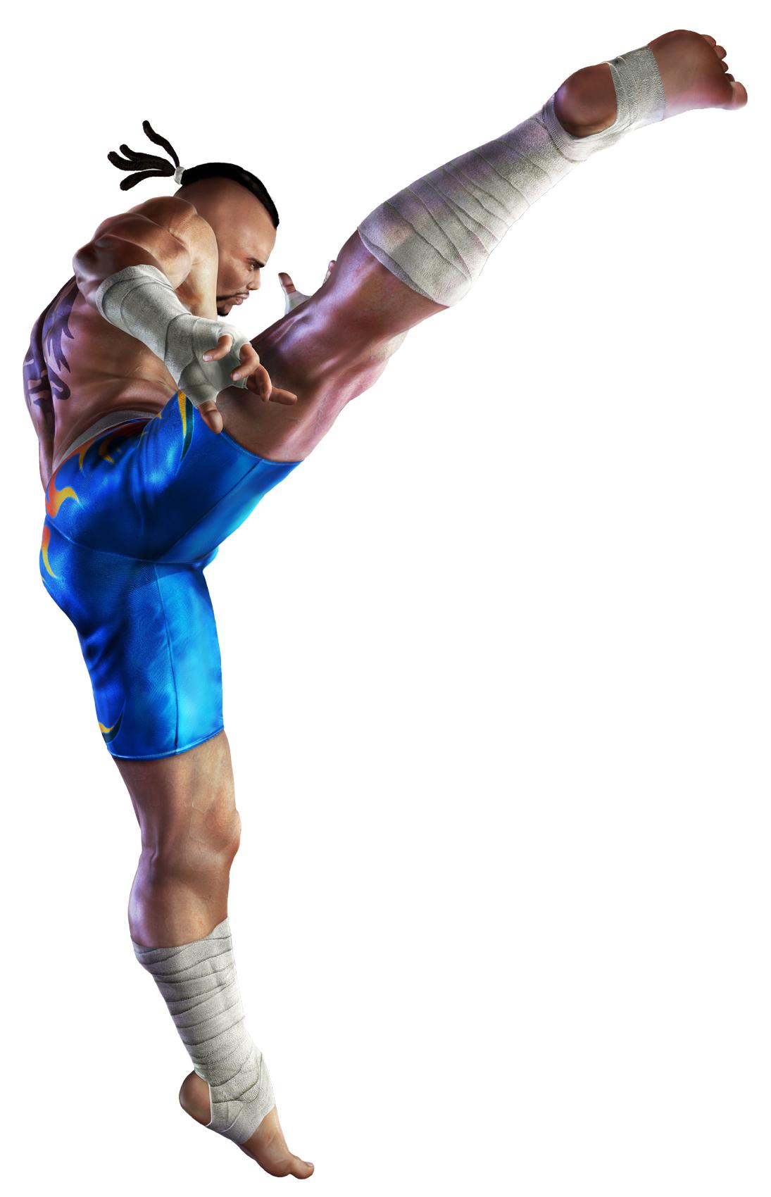 3d Kickboxing Wallpaper Bruce Irvin Tekken