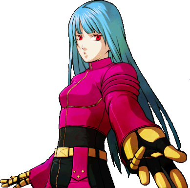 Fighter Girl Wallpaper Kula Diamond King Of Fighters