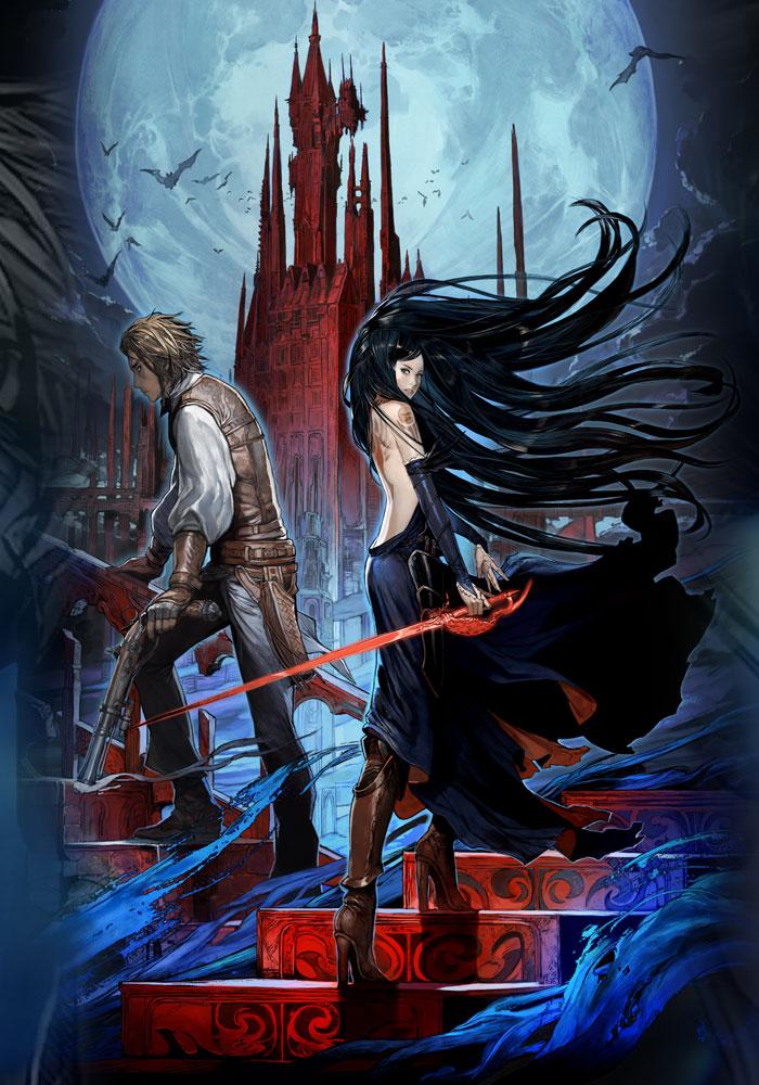 Sword Girl Wallpaper Shanoa