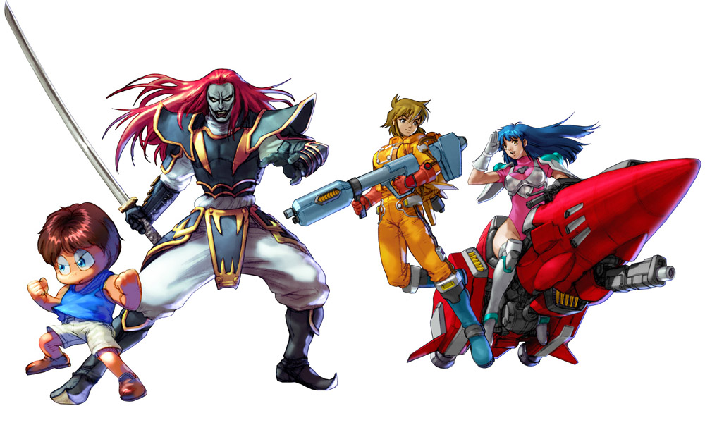 3d Street Wallpaper Namco X Capcom Character Sprites