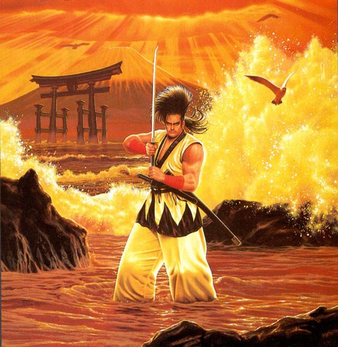 Demon Girl Wallpaper Haohmaru Samurai Shodown