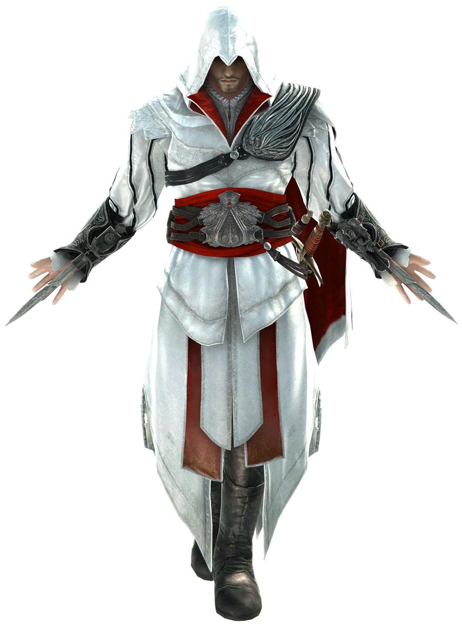 Lost Girl Wallpaper Hd Ezio Auditore Da Firenze Soul Calibur 5