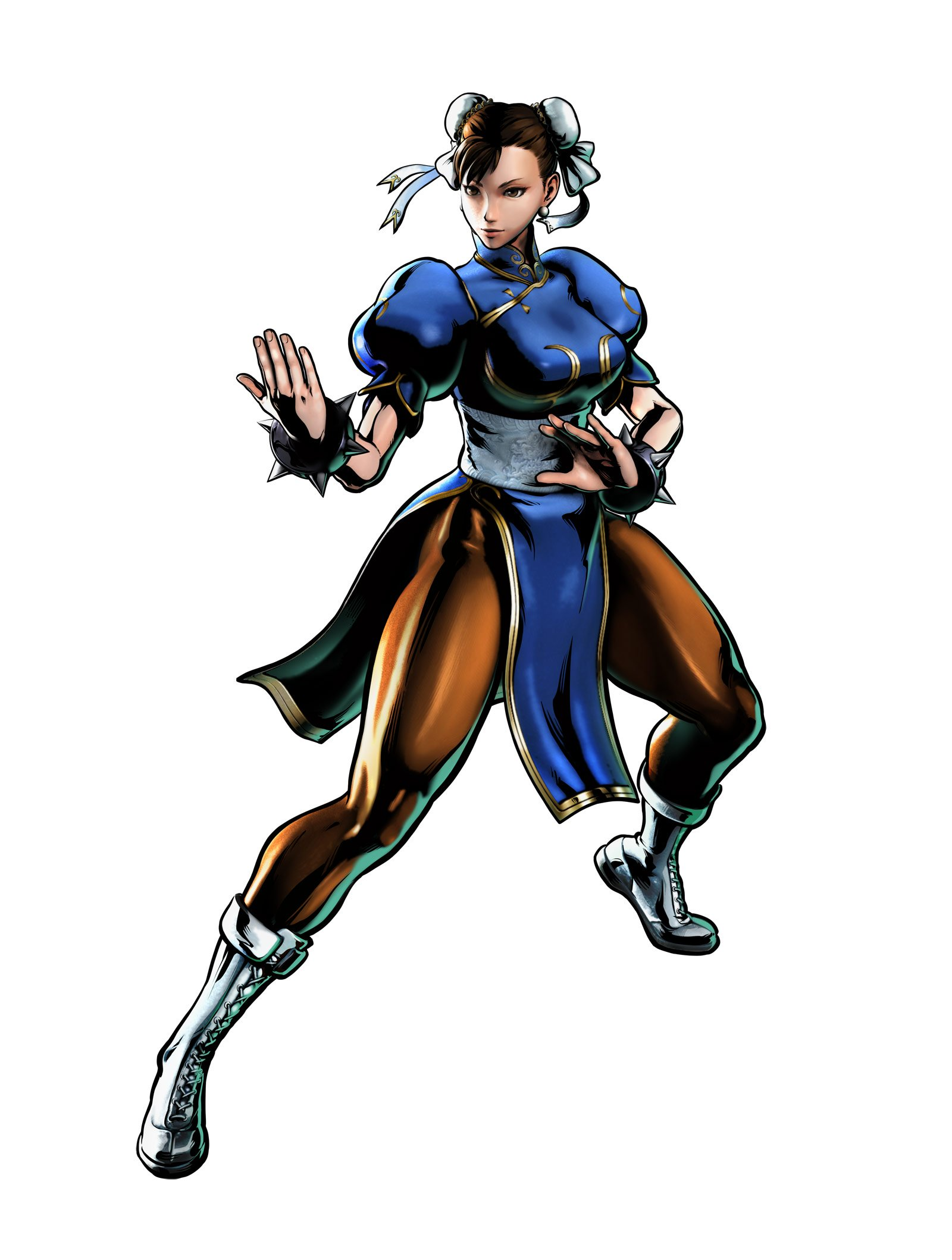 Umvc3 Wallpaper Girls Chun Li Street Fighter