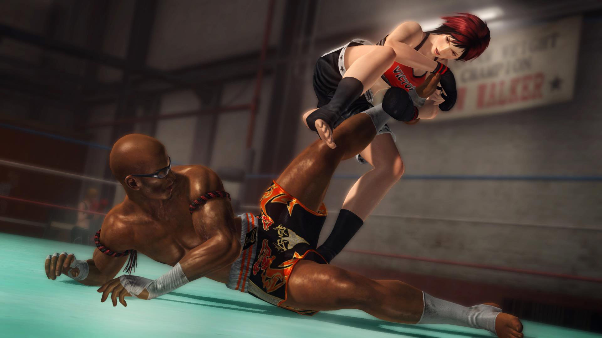 Badass Game Girl Wallpaper Dead Or Alive 5 Tfg Review Art Gallery
