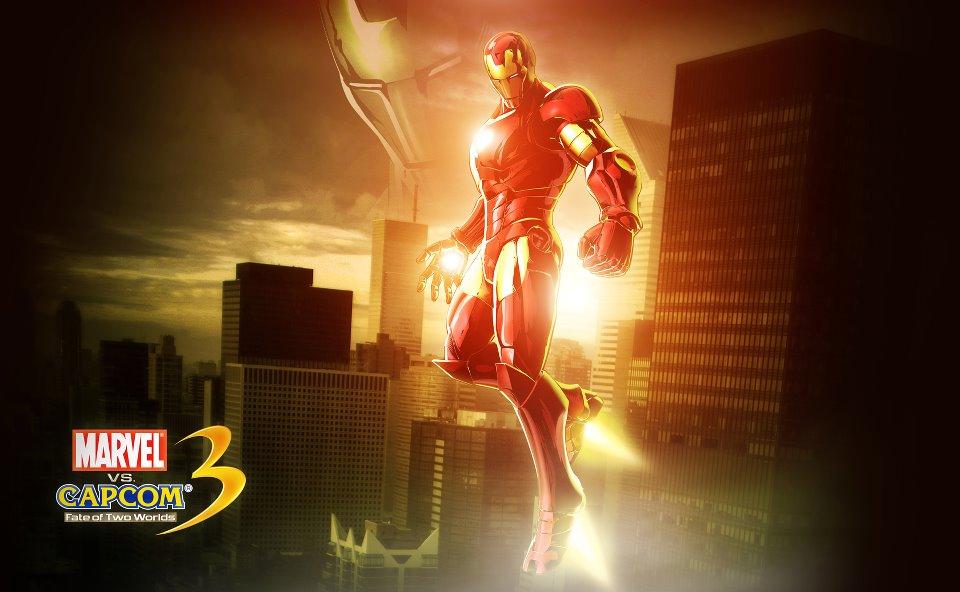 Think Different Wallpaper Hd Iron Man Marvel Vs Capcom