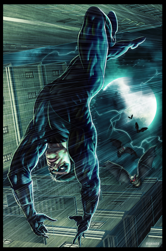 Wallpaper Skull 3d Nightwing