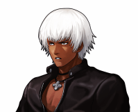 K' (King of Fighters)