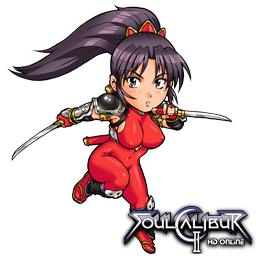 Girl Generation Wallpaper Hd Soul Calibur 2 Hd Online Chibi Character Art