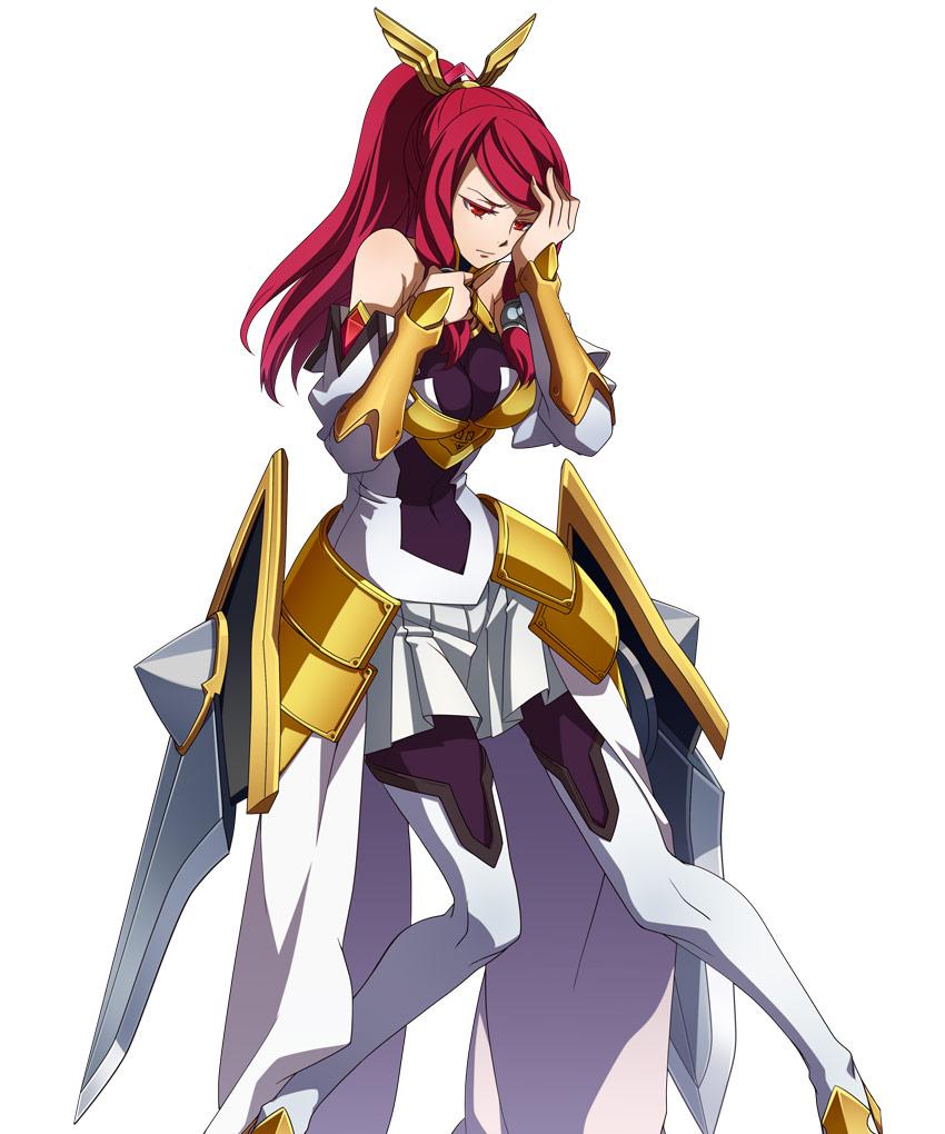 Hellsing Anime Wallpaper Girl Izayoi Blazblue Chrono Phantasma