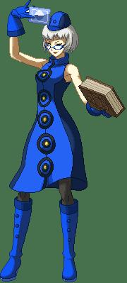 Anime Fighting Wallpaper Elizabeth Persona 4 Arena