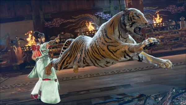 I Am Single Girl Wallpaper Kazumi Mishima Tekken 7