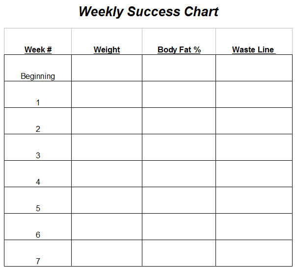 FIGHTHYPE FITNESS TIP TOTAL EFFECTIVE WEIGHT LOSS PROGRAM PART 4