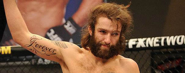 Maverick: Mike Chiesa Faces Biggest MMA Test At UFC On FOX 8 photo