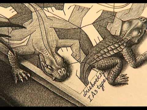 M.C.Escher | Die Kunst der unmöglichen Grafik