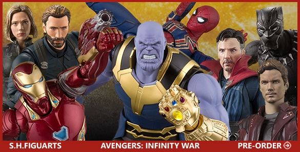 Sponsor News Marvel Avengers Infinity War At Bigbadtoystore