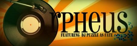 orpheus, filament, commedia del'arte, club, dj, live music, clowning, greek mythology