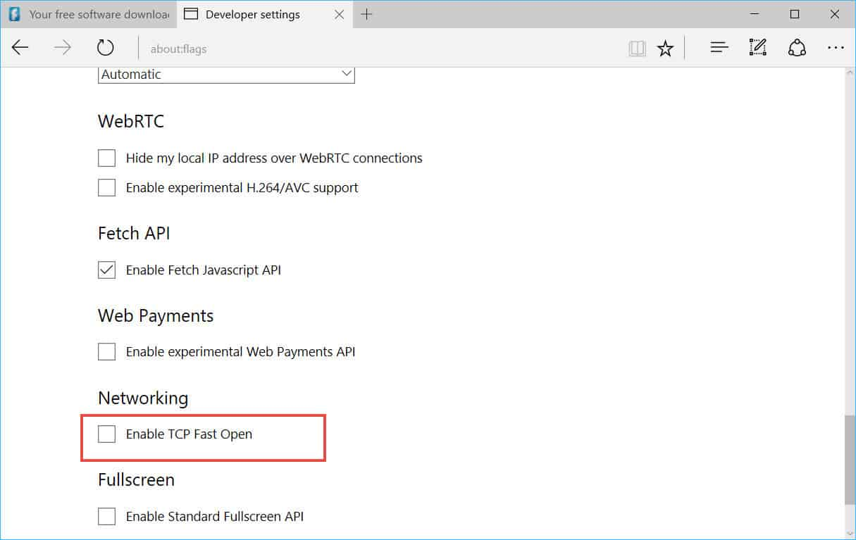 How To Enable Javascript In Windows 10 Edge