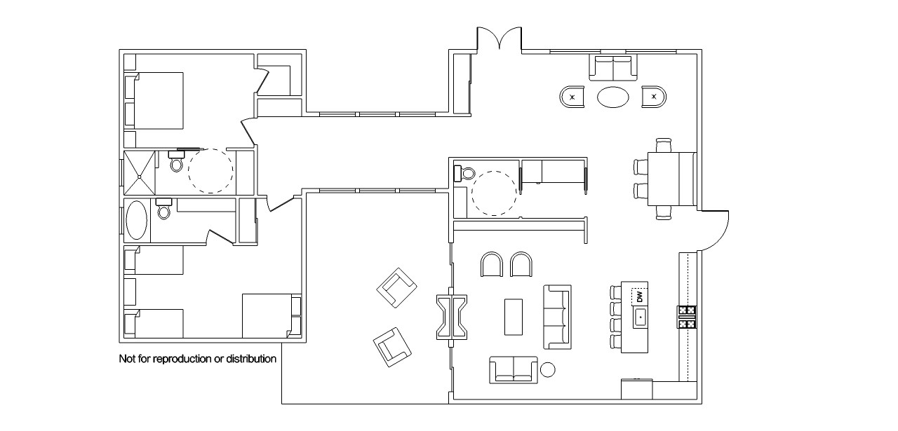 Sketchup For Interior Designers Draw A Floor Plan In