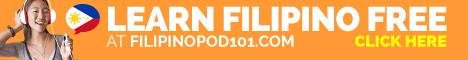 Learn Filipino with FilipinoPod101.com