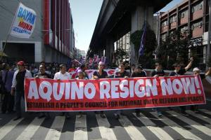noynoy aquino resign