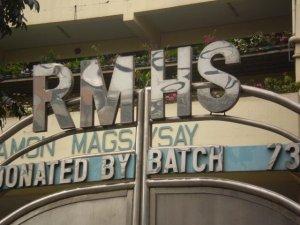 ramon magsaysay high school manila