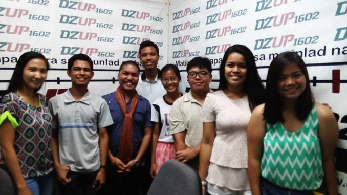interview with DZUP
