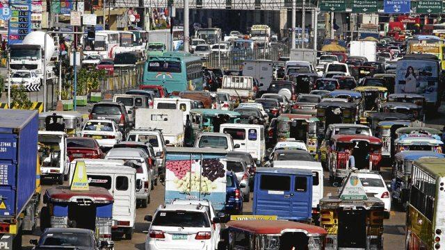 EDSA traffic 2015